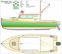 redwing 26 pilothouse power cruiser boat plans boat designs