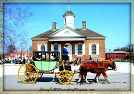 living in williamsburg virginia january 2015