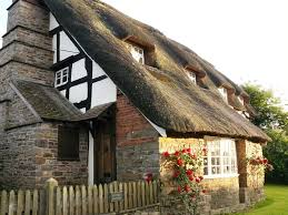 love this old english cottage homes pinterest english