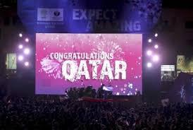 Minyak Qatar perbudakan hantui piala dunia qatar republika