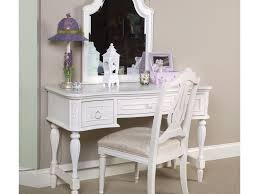 bedroom extraordinary white makeup table and bench set makeup