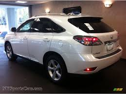 2010 lexus rx 350 for sale price 2010 lexus rx 350 awd in starfire white pearl photo 10 038978