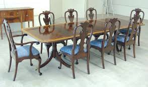 queen anne dining room table dining chairs henkel harris dining table and chairs henkel