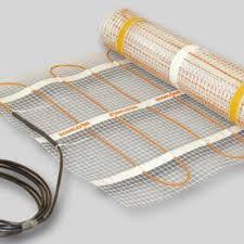 chauffant electrique cable kit matt 120w m