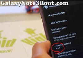 android version 4 4 4 cm11 rom with android 4 4 4 for galaxy note 3 galaxynote3root