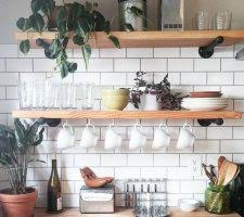 kitchen shelf decorating ideas inspirational kitchen decor ideas for small homes decorating
