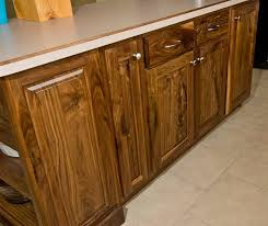 Black Walnut Cabinets Kitchens Kitchen Graceful Rustic Walnut Kitchen Cabinets Kitchens Rustic