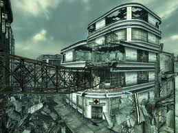 Fallout 3 Maps by Our Lady Of Hope Hospital Fallout Wiki Fandom Powered By Wikia