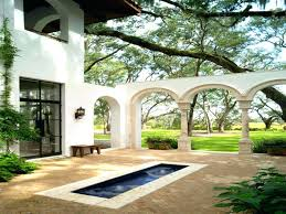 spanish style house plans with interior courtyard small spanish style homes house plans small style homes small