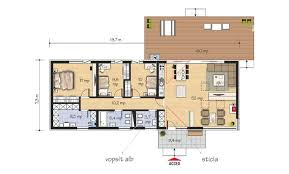 modern house plans single level house and home design