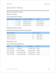standard operating procedure templates apple iwork pages numbers