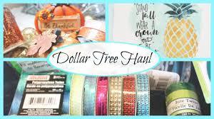 dollar tree haul august 2017 fall home decor hello kitty