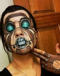 Borderlands Halloween Costume Psycho Borderlands Borderlands Cosplay Cosplay