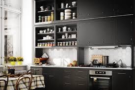 modern kitchen black cabinets 31 black kitchen ideas for the bold modern home