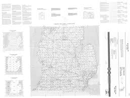 Michigan Topographic Maps by Topographic Maps Indexes Surrounding States Indiana University