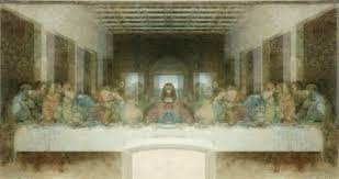 are there secret messages in da vinci s the last supper click image for larger view