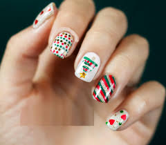 christmas nail art ideas u0026 new year u0027s eve nail art designs to try