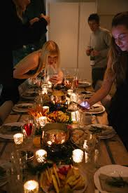 the londoner alpine dinner party a fun do