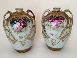 Nippon Hand Painted Vase 181 Best Nippon L Ve Images On Pinterest Hand Painted Teacups