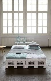 Diy Bedroom Furniture with Diy Pallet Bed Frame U2013 Fantastic Bedroom Furniture Design Ideas