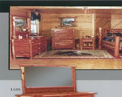 Log Bedroom Furniture Cedar Bedroom Furniture Vivo Furniture