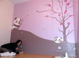 mur chambre fille fresque murale chambre fille 4 commentaires a la peinture murale