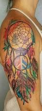 the 25 best watercolor dreamcatcher tattoo ideas on pinterest