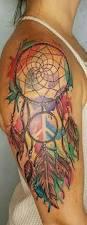 the 25 best watercolor dreamcatcher tattoo ideas on pinterest
