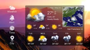 os style daily live weather forecast android apps on google play