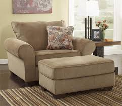ashley furniture chair and ottoman galand umber ottoman by ashley furniture