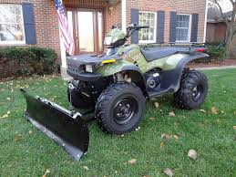 denali plows from motoalliance polaris atv forum