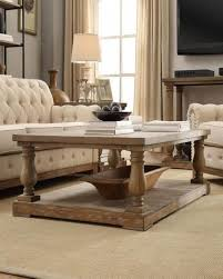 weathered pine coffee table signal hills edmaire rustic baluster weathered pine 60 inch coffee