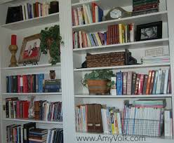 how to declutter u0026 organize books
