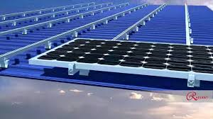 Mounting System Radiant Pv Rooftop Rac Solar Racking System Solar Mounting