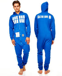 hooded onesies based on pop culture tv shows and