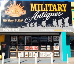 jb military antiques