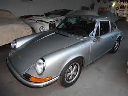 grey porsche 911 classic 1972 porsche 911 t coupe for sale 920 dyler