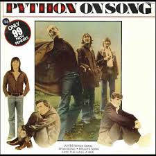 the monty python instant record collection 1977 music