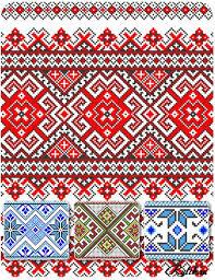 национальные украинские орнаменты и узоры national ukrainian