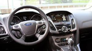 2000 Ford Focus Interior 2012 Ford Focus Titanium Sedan An U003ci U003eautoweek U003c I U003e Drivers Log Car