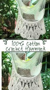best 25 crochet hammock ideas on pinterest diy hammock crochet