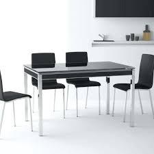 table et chaise cuisine pas cher table chaises cuisine table de cuisine en verre avec rallonge