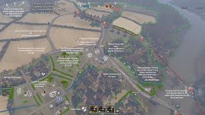 Fau Map Time To Retire French Town General Development Suggestions