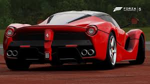 forza motorsport 5 cars ferrari laferrari forza motorsport 5 cars videogames wallpaper
