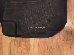 nissan rogue floor mats 145 weathertech reviews and complaints pissed consumer
