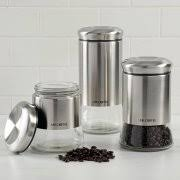glass kitchen canisters