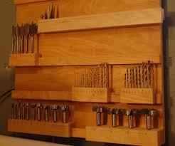 the drill bit rack 6 steps with pictures
