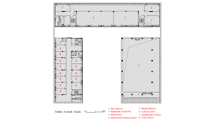 Fire Station Floor Plans Gallery Of Fire Station Of Tianfu New District Cswadi 23