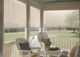Exterior Window Blinds Shades Patio Window Coverings Patio Shades Budget Blinds
