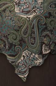 Sage Green Westernwomenwear Com Paisley Print Sage Green Top Western Wear